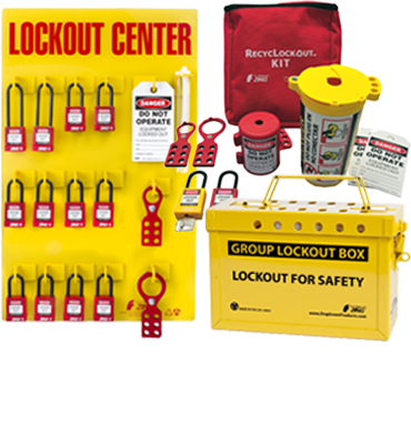 lockout tagout - Lock Out Tag Out Kits