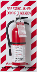 Fire Extinguisher Backplate