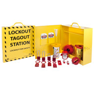 Lockout Cabinet - Stocked