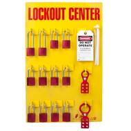 Lockout Tagout Station, 12 Padlock