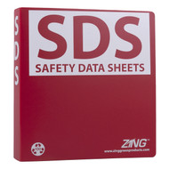 "SDS Binder, 1.5"" Ring (300 Sheets)"