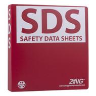 """SDS Binder, 1.5"""" Ring (300 Sheets)"""