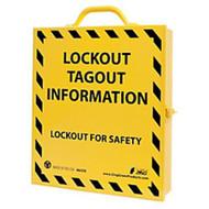 Lockout Document Case