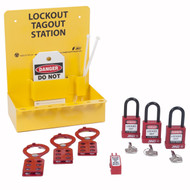 Mini Lockout Station - Stocked