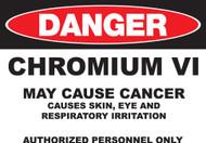 DANGER Chromium
