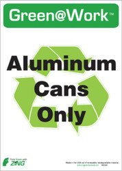 Recycle Recycled Aluminum Cans