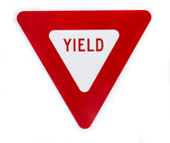 Yield Sign, Traffic, OSHA
