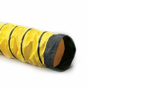 Flame Retardant Acrylic Hose with Wearstrip
