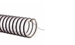 Static Control Hose with Grounding Wire