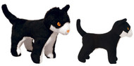 Mighty Toy Cat - Ginger McFluff Dog Toy