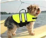 Yellow Dog Life Jacket