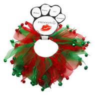 Jingle Bells Dog Party Collar