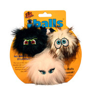 iBalls: Small Tri-Pack Dog Toy