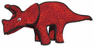 Dinosaur Series - Triceratops Dog Toy