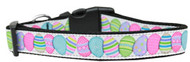 Easter Egg Nylon Dog Collar