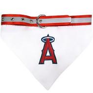Los Angeles Angels Dog Bandana Collar