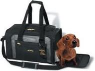 Sherpa Delta Medium Black Pet Carrier