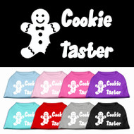 Cookie Taster Dog Shirt