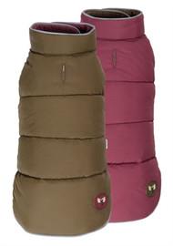 Moose Reversible Dog Puffer Vest