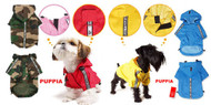 Base Jumper Dog Raincoat