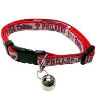 Philadelphia Phillies Cat Collar