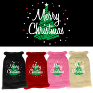 Merry Christmas Scribble Sweater (Various Colors)
