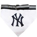 New York Yankees Dog Bandana Collar