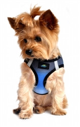 Midnight Sky Ombre American River Choke Free Dog Harness
