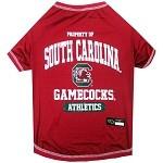 South Carolina Gamecocks Dog Shirt