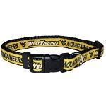 West Virginia University Dog Collar