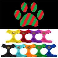 Christmas Paw Dog Harness