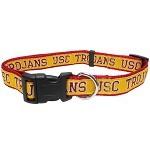 USC Trojans Dog Collar