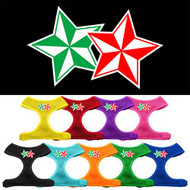 Holiday Star Dog Harness