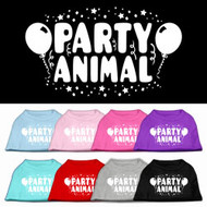 Party Animal Dog Tee