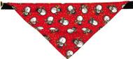 Snowman Bandana Dog Collar