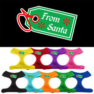 From Santa Dog Harness
