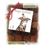 Happy Birthday Card Boxed Dog Treats