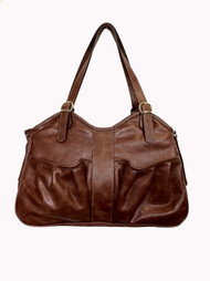 METRO Toffee Brown Dog Carrier