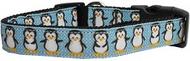 Penguins Dog Collar