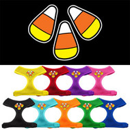 Candy Corn Dog Harness-Choose Your Color!