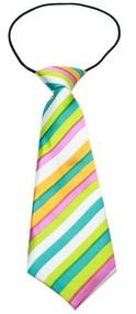 Big Dog Funky Stripes Neck Tie