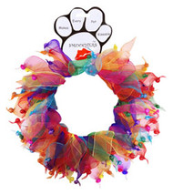 Confetti Bell Dog Party Collar