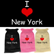 I Heart New York Knit Sweater (Various Colors)