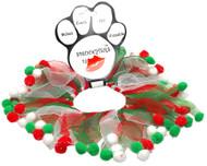 Fuzzy Wuzzy Christmas Smoocher