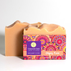 Gypsy Rose soap