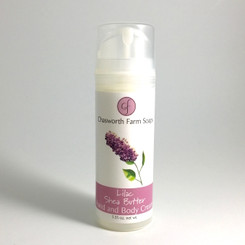 Lilac Shea Butter Hand and Body Cream
