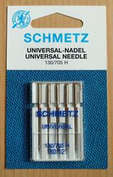 Schmetz Universal sewing machine Needles (130/705 H)
