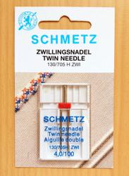 Schmetz Twin Sewing Machine Needles