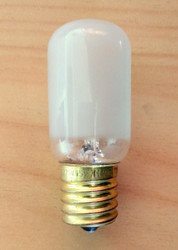 E16 - Light bulb for old style sewing machines