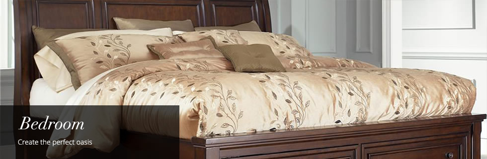 New Bedroom Furniture at Cramer's Furniture Store in Omak & Ellensburg